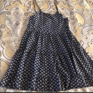 Me.n.u beautiful dress black and white  xs